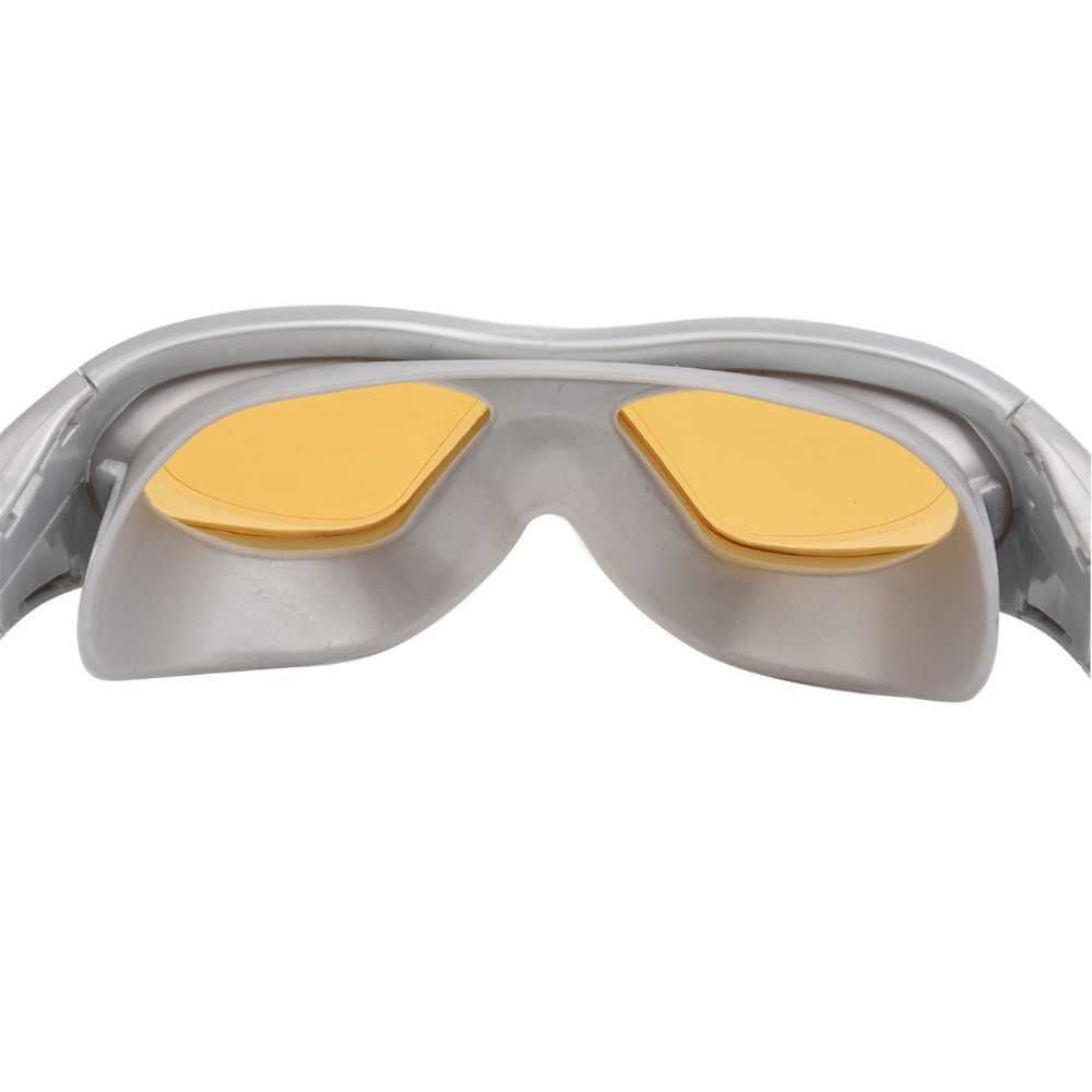 Volwassenen zwembril Bijziendheid Professionele Vrouwen Mannen Grote Lucency Anti-Fog Zwembad Water Swim Eyewear Masker Siliconen Duiken bril