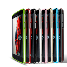цена на Aluminum Metal Bumper Frame For Motorola Moto Z Play Case Luxury Shockproof Shield Dual Color Case for Moto Z Play Cover 5.5''