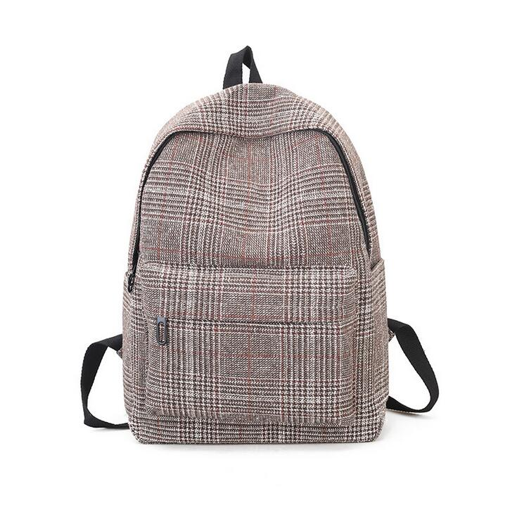 dacd369059cb Female Wool Backpack Purse Women Woolen Backpacks Back Pack For Teenage  Girls Mini Vintage children Small Bagpacks-in Backpacks from Luggage   Bags  on ...