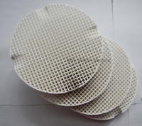 4 Dental Lab Honeycomb Firing Trays With 40 Zirconia Pins Dental Lab Equipment