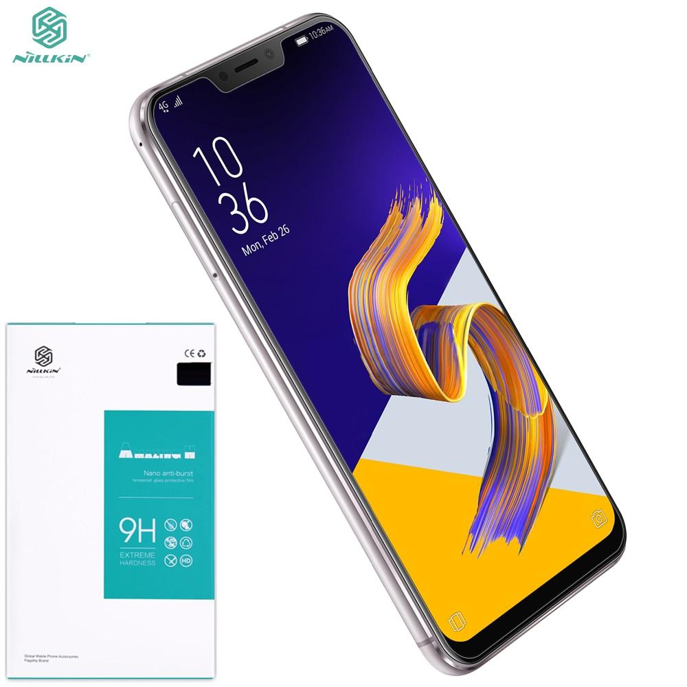 Screen Protector sFor ASUS Zenfone 5 2018 ZE620KL Tempered Glass Nillkin Anti-Explosion Glass For ASUS Zenfone 5 2018 ZE620KL