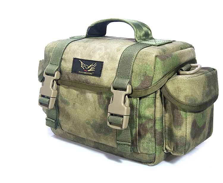 Genuine Flyye G012 Anti Shock Design 1000d Cordura Waterproof Nylon Tactical Camera Bag Dslr Bags Professional Case In Crossbody From