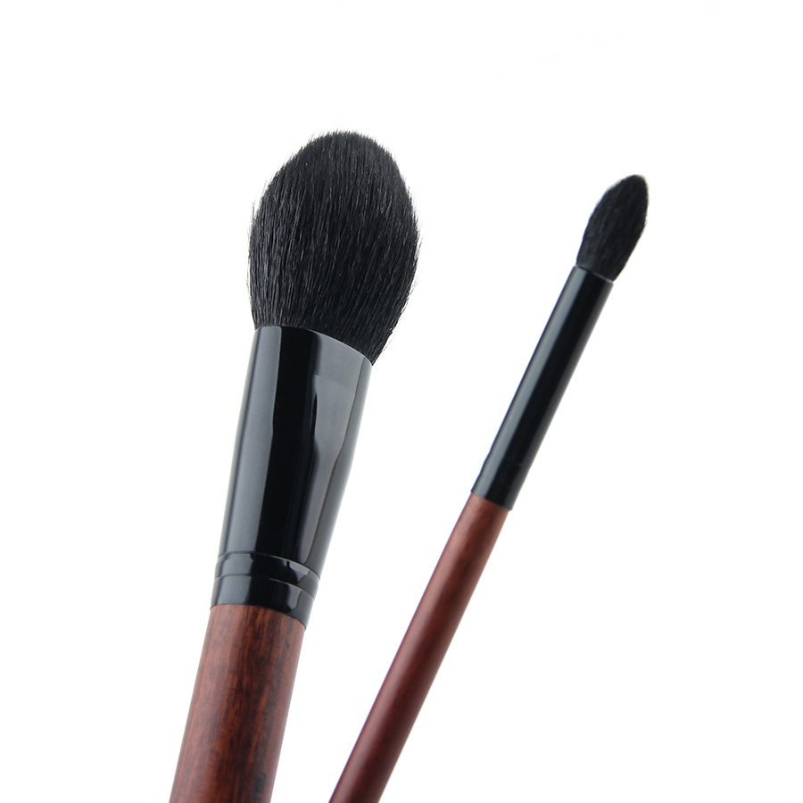 Anmor Professional Pędzle do makijażu Zestaw 2-częściowy Soft - Makijaż - Zdjęcie 3