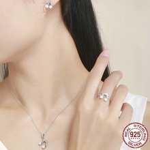 Authentic 925 Sterling Silver Set