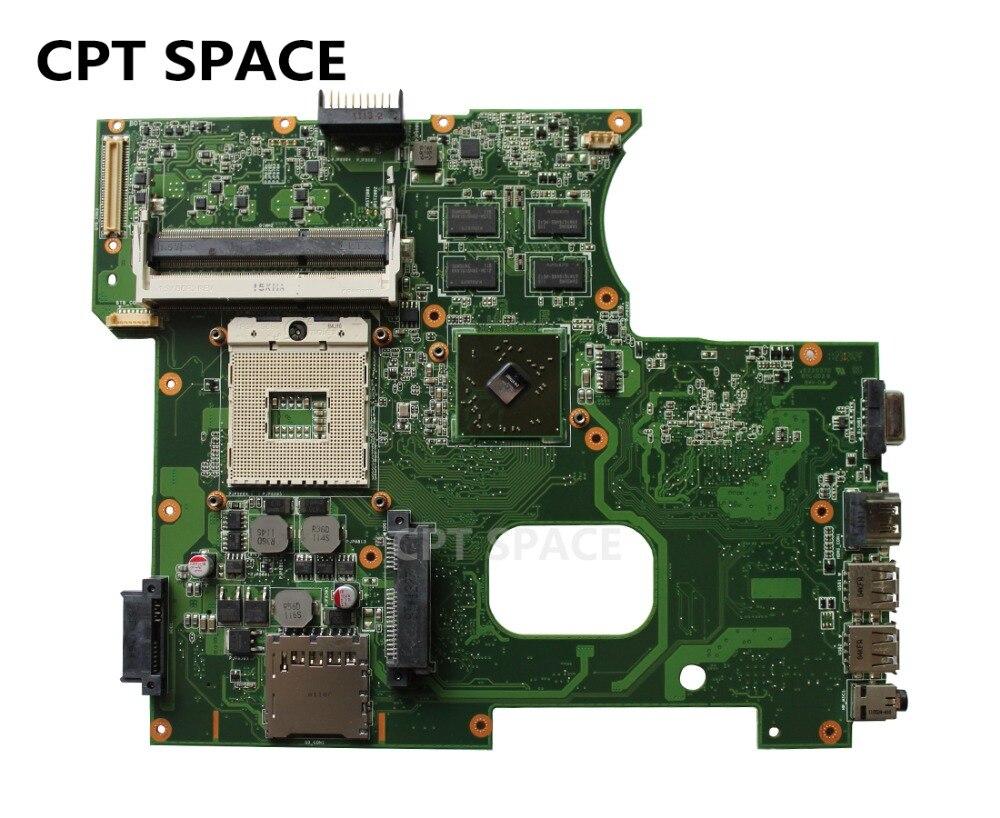 YTAI Pour ASUS X42J K42J K42JR Mère d'ordinateur portable REV 4.0 fit pour K42JB K42JZ K42JY carte mère DDR3 HM55 livraison gratuite