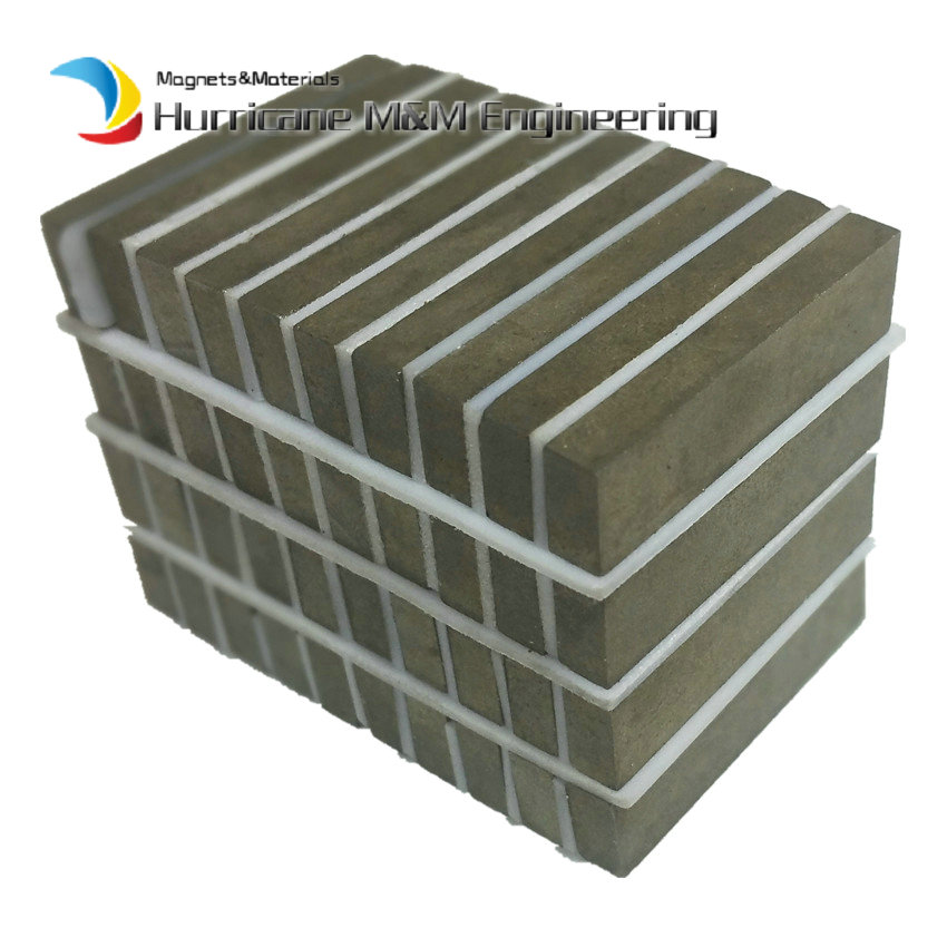 SmCo Magnet Block 40x10x5 mm bar grade YXG28H 350 degree C High Temperature Motor Magnet Permanent Rare Earth Magnets 6-48pcs 1pc smco magnet block 3 x1 x1 customized 76 2x25 4x25 4 mm yxg28h 350 degree c high temp strong permanent rare earth magnets