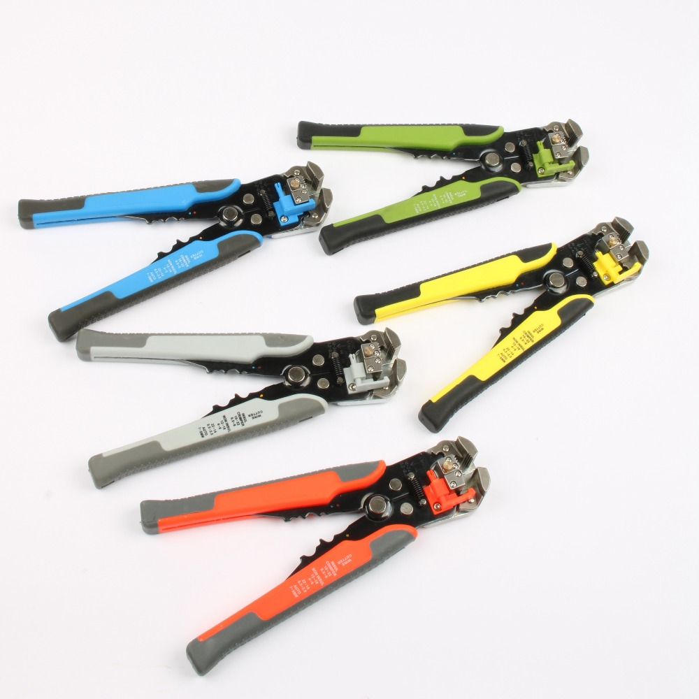 Wire Stripper Multi Tool Alicate Tools Cable Pliers Crimping Pliers Ferramentas Hand Tools alicate descascador de good quality