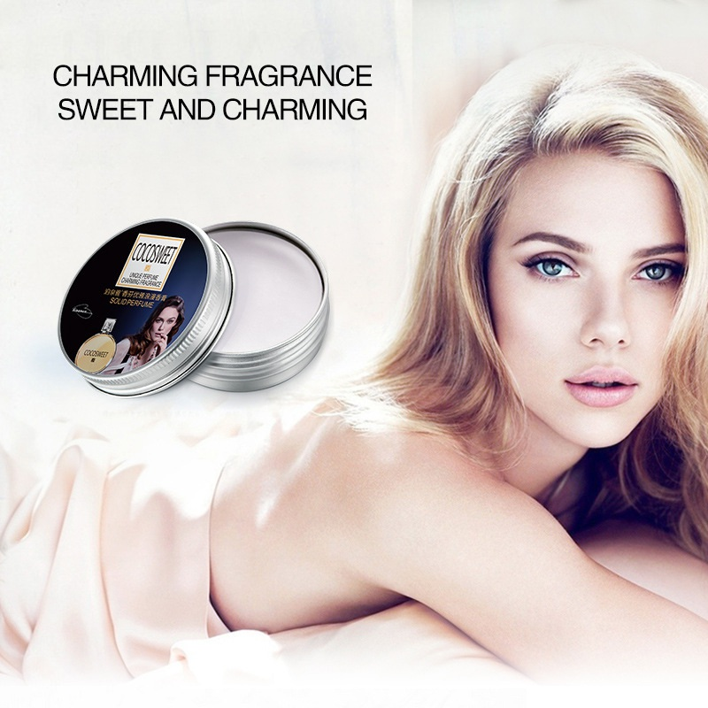 Women Parfum DeodorantPerfumesl Solid Fr