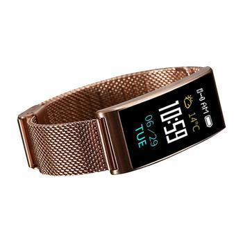 Orijinal X3 Akıllı Saat Erkekler Kadınlar IP68 Spor Izci Akıllı Bilezik Kalp Hızı Kan Basıncı Moda Spor Smartwatch