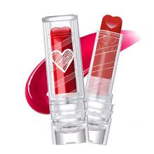 1 pc Heart Shape Women Makeup Moisturizer Waterproof Lipstic
