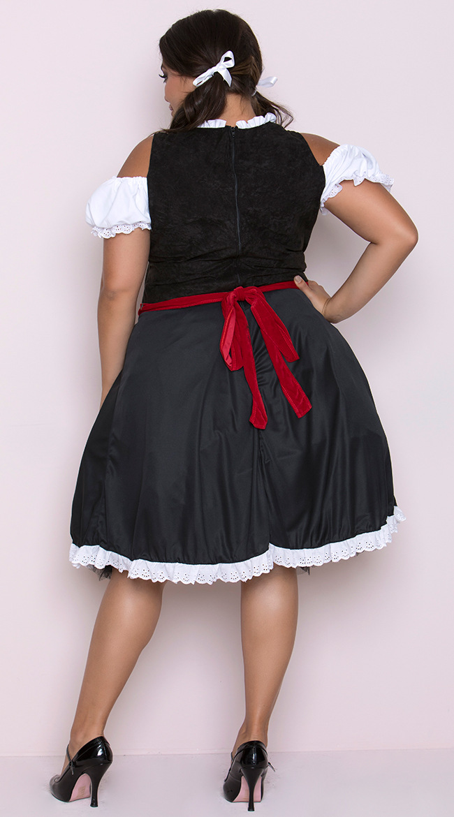 Oktoberfest Germany Dress Dirndl For Adult Women 1