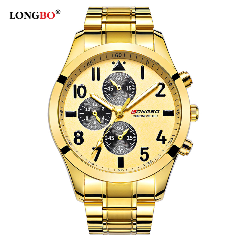 Sports Military Men Watch Stainless Steel Band Quartz Watches Clock Men Dynamic Dial Watch Relogio Masculino Gold Luminous Hands weide new men quartz casual watch army military sports watch waterproof back light men watches alarm clock multiple time zone