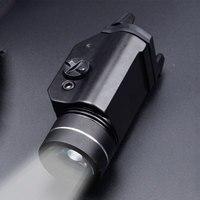 Sofirn GL01 оружие установлен тактический фонарь IPX7 легкий компактный Высокая яркость с фонарями CR123A Cree XML2 Боро поплавок Стекло