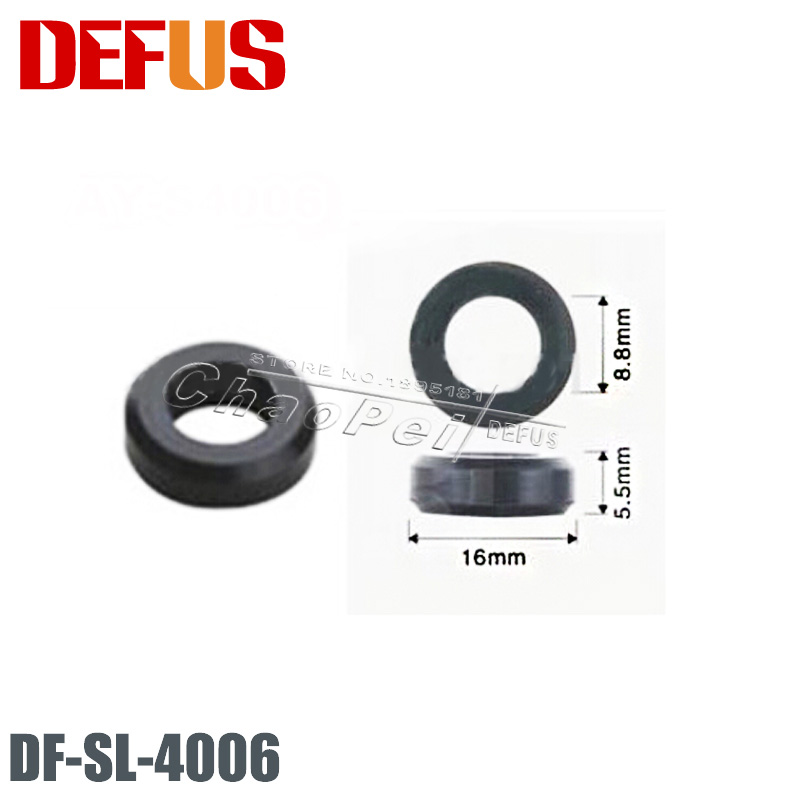 100 Pieces 16*8.8*5.5mm O-ring Rubber Seals For Fuel Injector Service kit Auto Replacement Parts Repair Kit Hot Sale DF-SL-4006