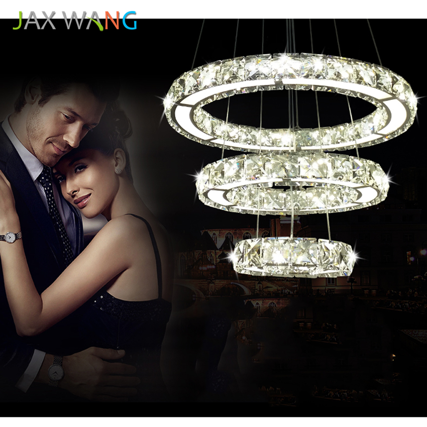 Modern Led Crystal Kitchen Dining & Bar Pendant Lights Suspension Lamp Dining Room Bar Coffee Hanging Lamps Restaurant Lighting|Pendant Lights|Lights & Lighting - title=