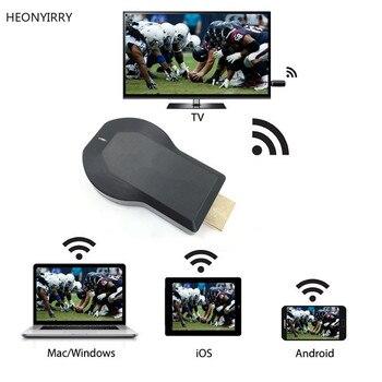Anycast m2 Chromecast 2 reflejo múltiples TV stick adaptador Mini PC Android cromo fundido HDMI WiFi Dongle 1080 nuevo
