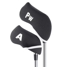 1pcs/10Pcs Golf Club Head Covers Protector Set Iron Putter Protective Head Cover Putter Headcover Outdoor Sports Golf Accessorie цены