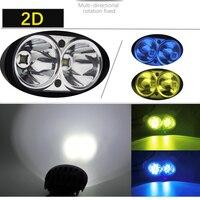 Off-Road LED Headlights