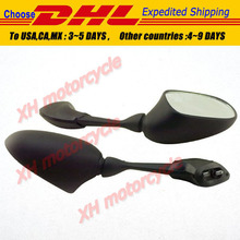 motorcycle partsOEM Motorcycle Replacement Mirrors Fit for 2001-2005   FZ1 / FZS1000 Black