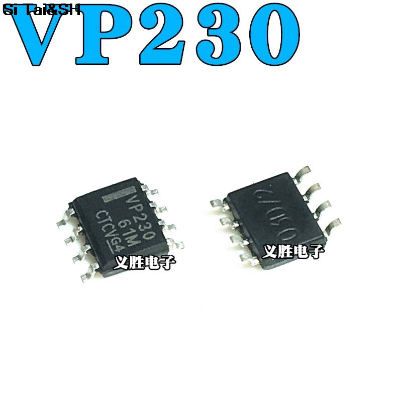 5pcs/lot SN65HVD230DR SN65HVD230 VP230 SOP-8