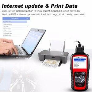 Image 4 - Autel oryginalny OBD2 narzędzie diagnostyczne do samochodów skaner samochodowy AL519 OBD 2 EOBD kod błędu czytnik urządzenia do skanowania Escaner Automotriz