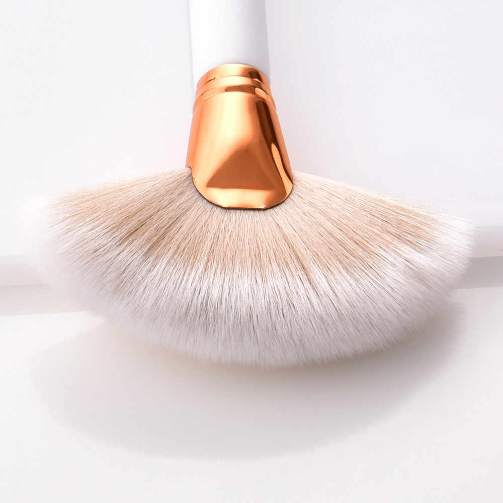 2018 جديد الأزياء فرش برو ماكياج مجموعة فرش بودرة ظلال العيون كحل الشفاه طقم فُرش للماكياج Pincel Maquiagem
