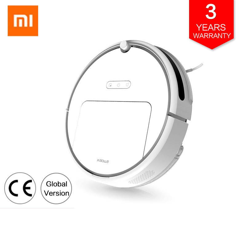 Roborock Robot Xiaomi Vacuum Cleaner 4 Clean Home Xiaowa Wet Mopping Dust Collector Mi Smart Automatic