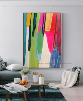 Abstract art paintings modern canvas painting for living room lienzos cuadros decorativos dormitorios home room decoration large