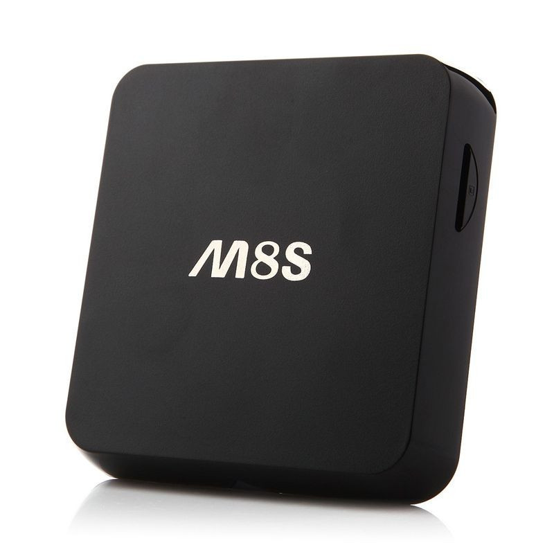 Original M8S Android TV Box Amlogic S812 Quad Core GPU Mali450 2G/8G Kodi/XBMC Media Player 2.4G/5G WiFi With Air Mouse Keyboard [spain stock] tronsmart vega s89 amlogic s802 2 0ghz quad core android tv box 2g 16g dual band wifi 2 4g 5g bluetooth4 0 xbmc black