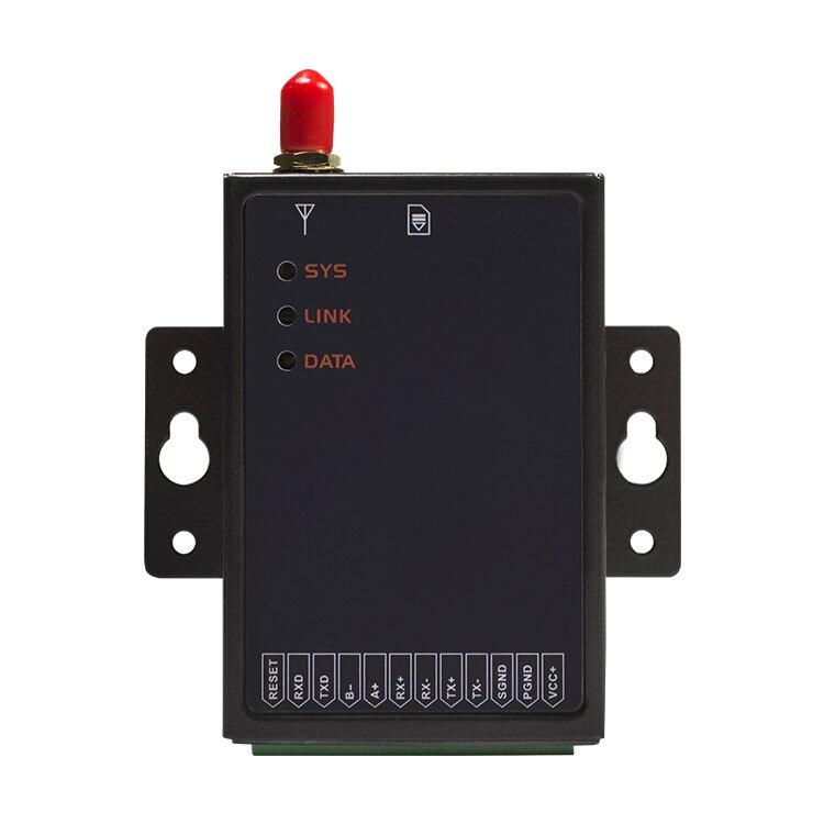 Industrial LTE 4G DTU data transmission terminal data transmission RS232 communication