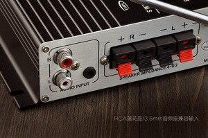 Image 3 - KYYSLB 2020 Neue 370BT Fernbedienung Bluetooth Verstärker Computer MP3U Festplatte Sd karte Wiedergabe, radio Funktion 12V Auto Verstärker