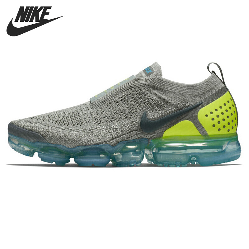 Original New Arrival 2018 NIKE AIR VAPORMAX FK MOC 2 Men's Running Shoes Sneakers цена