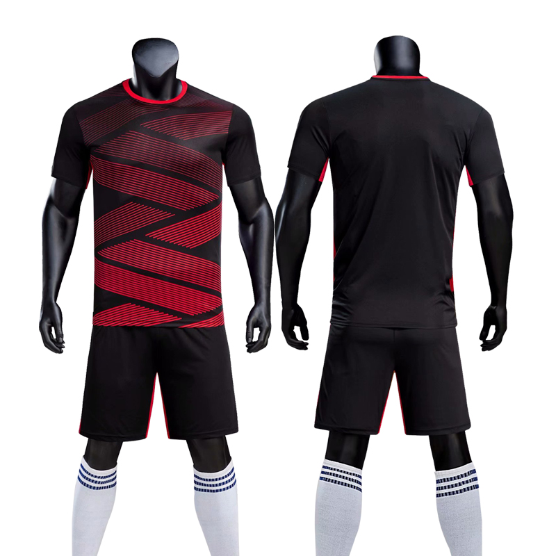 a280f2eda66 Survetement football 2018 boys men soccer jerseys uniform blank football  jerseys sets quick dry soccer team training suits print
