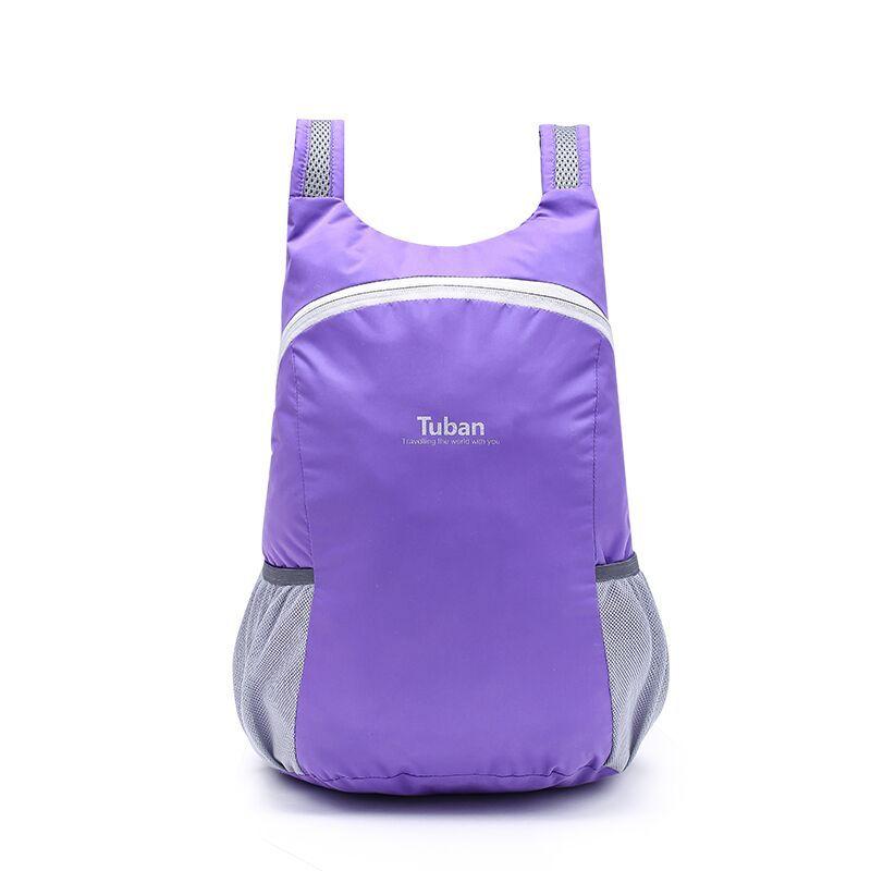 Qatlanabilir Ultralight Açıq Çanta Suya davamlı Portativ - İdman çantaları - Fotoqrafiya 6