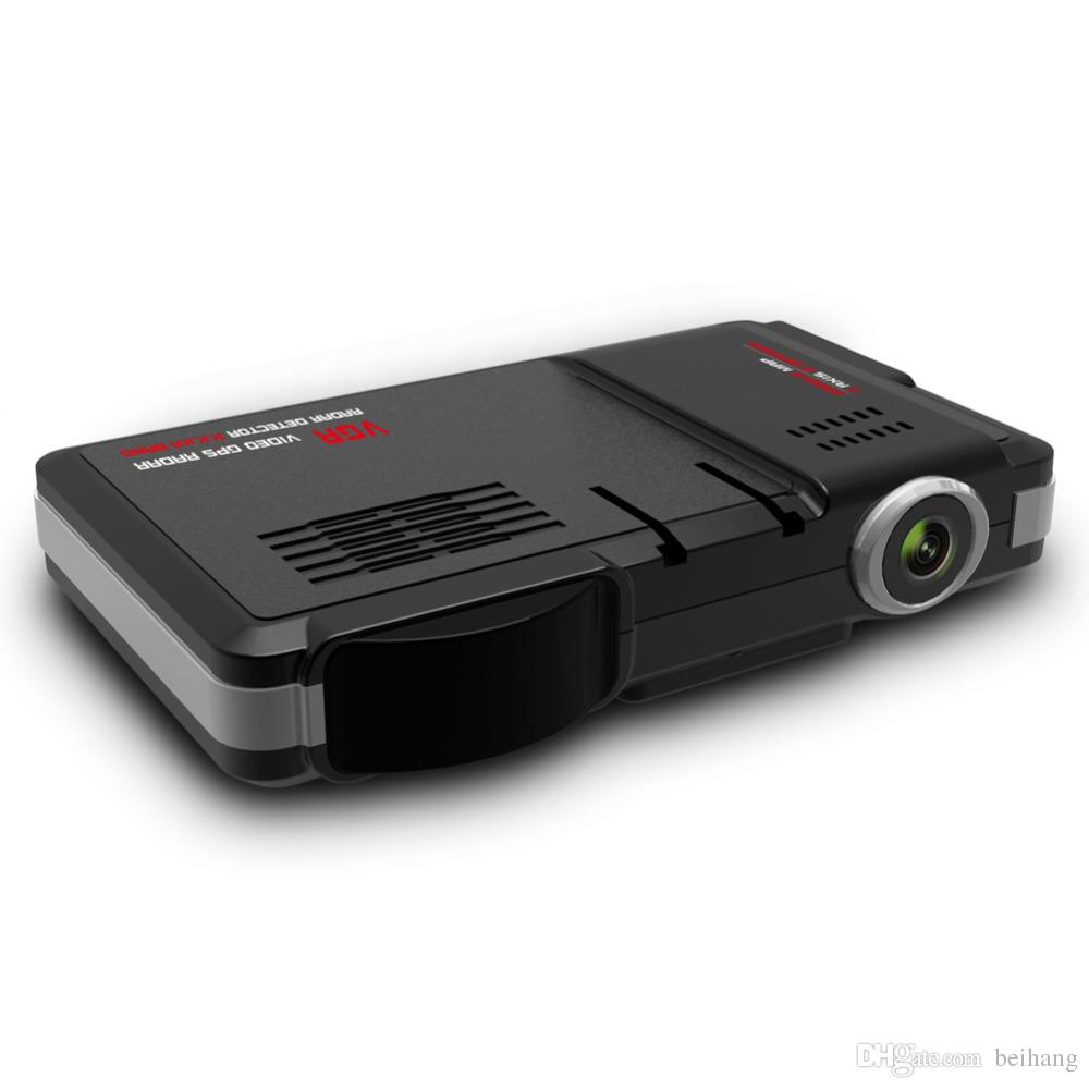 3 in 1 Car Radar detector (Russian voice) DVR Dash Cam GPS tracker DVR Speed Detector 2.0 TFT dvr Camera G sensor Night Vision - 6