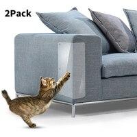 Protetor de proteção de móveis anti risco gato guarda cadeira reclinável proteger pára sofá protetor sofá gato canto capa pvc