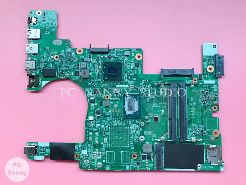 NOKOTION VVH12 0VVH12 Laptop motherboard for Dell Inspiron 15Z 5523 Ultrabook mainboard Intel i7 3537U 2