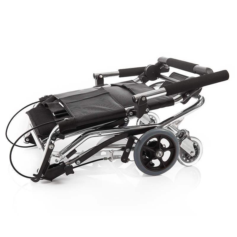 yuwell Handicapped Wheelchairs for Elderly Folding Portable Wheelchairs for The Disabled ...