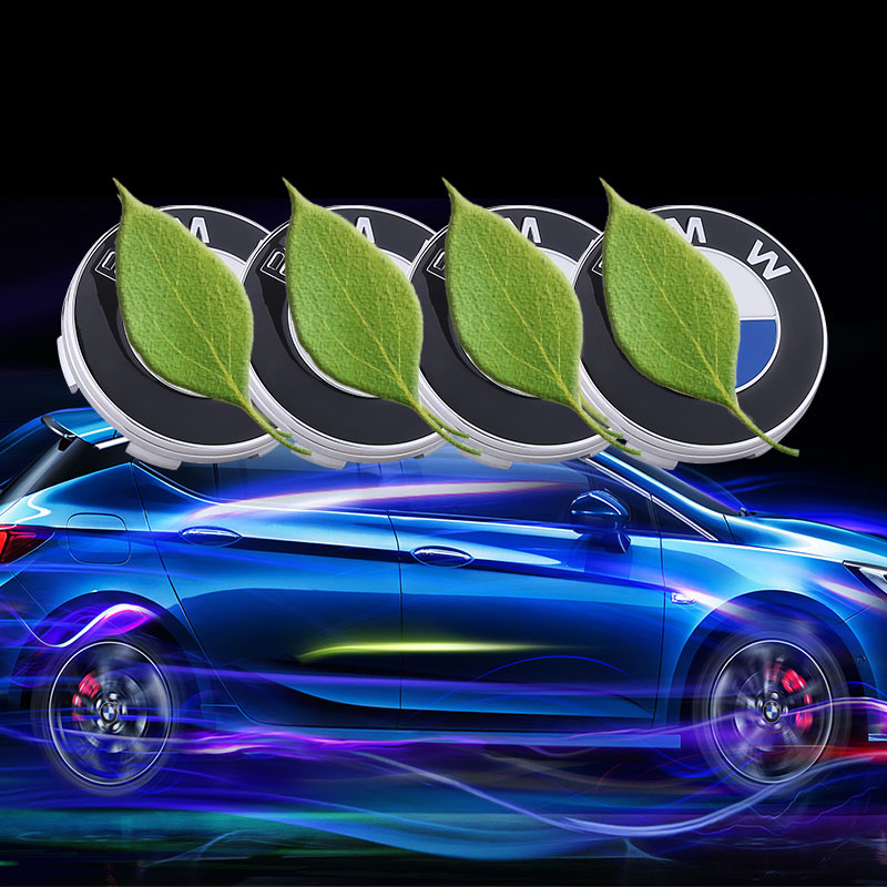Image 2 - Hub Lights 4PCS Car Floating Illumination Wheel Caps LED Light Center Cover Lighting Cap Auto Accessories For Auto Car Styling-in Decorative Lamp from Automobiles & Motorcycles