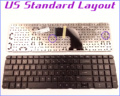 New US Layout Keyboard for HP 698951-001 639396-001 697455-001 NSK-CK0UW 01 682081-001 682082-001 Laptop/Notebook No Frame