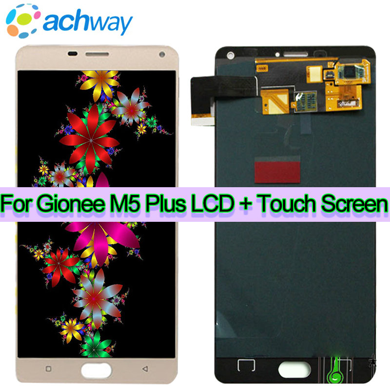 For Gionee Marathon M5 Plus M5plus high quality Touch Screen Digitizer Sensor & LCD Display Panel Screen Assembly free shippingFor Gionee Marathon M5 Plus M5plus high quality Touch Screen Digitizer Sensor & LCD Display Panel Screen Assembly free shipping