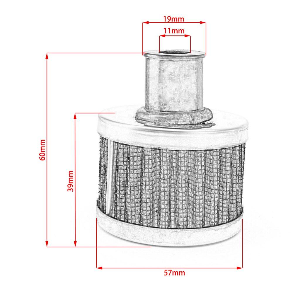 Универсальный воздушный фильтр 51*51*40(Шея: about12mm)/воздушный фильтр/воздухозаборник YC100489