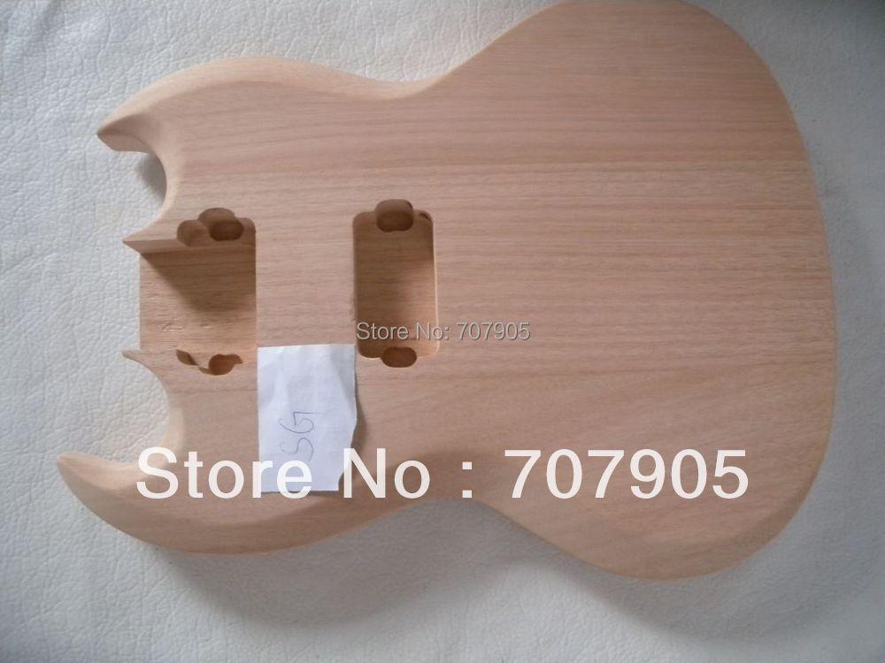 цена New   Electric guitar body Mahogany fine quality Stringed Instruments онлайн в 2017 году