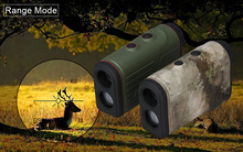 1200S 600M Laser Range Finder Hunting Monocular Measure Laser Distance Meter Speed Tester For Hunting PP28-0020