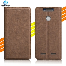 Luxury Retro PU Leather Case For ZTE Blade A6 Lite 5.2 inch Mobile Phone Stand Filp Cover Case For ZTE A6 Lite