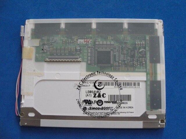 Lb064v02 (a1) LB064V02 A1) LB064V02 TD01 기존 6.4 인치 lcd 화면 디스플레이 패널 모듈 (lg 전자 용)