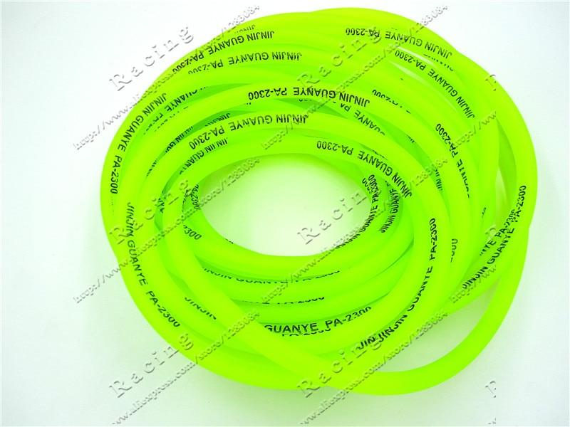 3 Meter 5 M 10 M Geel Groen Rood blauw stookolie slang buizen voor - Motoraccessoires en onderdelen - Foto 4