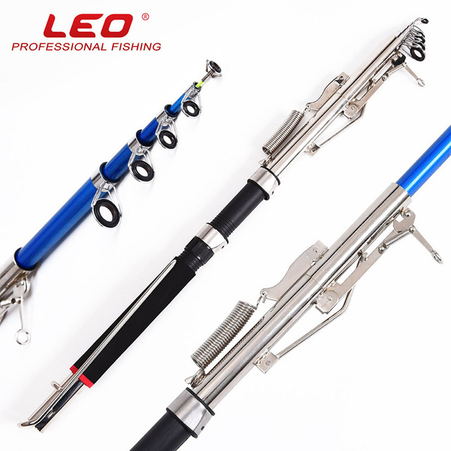 FRP Self-lifting Sea Fishing Pole Superhard Automatic Fishing Rod Durable Wear-resistant Coating Outdoor Fishing Accessories