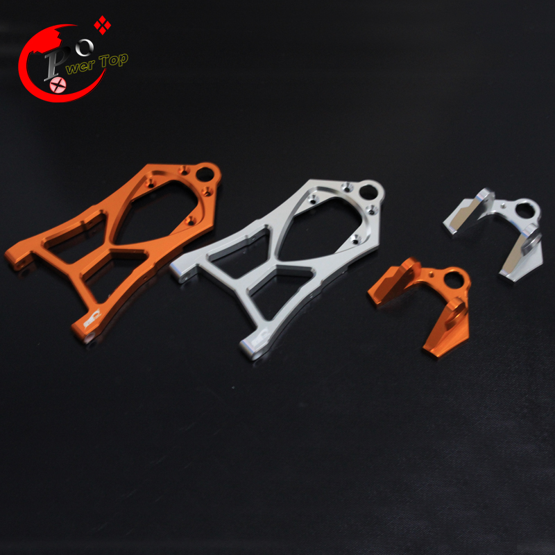все цены на King Motor Baja 5b Front lower arm set for HPI BAJA 5B Parts Rovan Free Shipping онлайн
