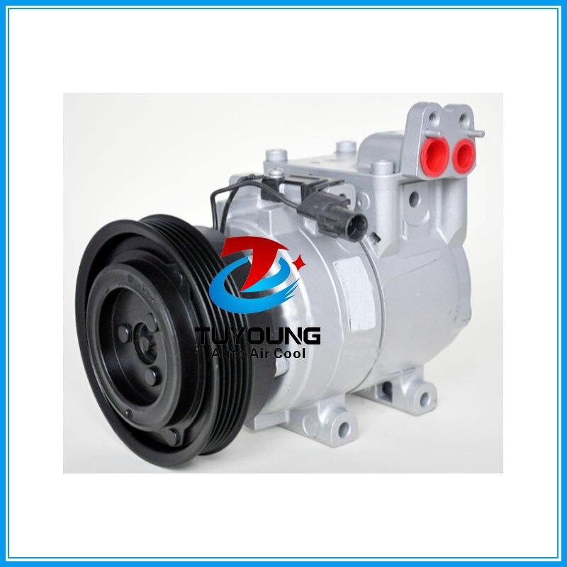 HS15 Car air compressor for Hyundai Accent II  III Getz 1.5 CRDi F500DEYQA02 F500KP5DA01 F500-KP5DA-02 97701-1C600 97701-25200HS15 Car air compressor for Hyundai Accent II  III Getz 1.5 CRDi F500DEYQA02 F500KP5DA01 F500-KP5DA-02 97701-1C600 97701-25200